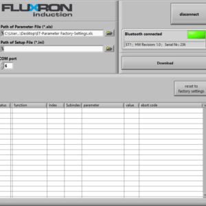 FLX Download tool